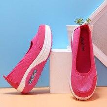 Air Cushion Shoes Woman Sports Shake Explosion Money Tennis Surface Casual Nurse European Station Women