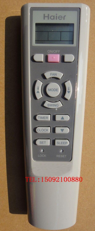 US $18 99  100% Genuine Original Haier air conditioning remote control YR  W04 Universal air conditioner remote YR W02 YR W03 YR W08-in Remote  Controls