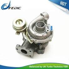 Турбонагнетатель K03 53039880050 турбины полный Турбокомпрессор 《 Citroen C5 Xantia peugeot 406 607 2,0 HDi 79Kw 80Kw DW10ATED 1999