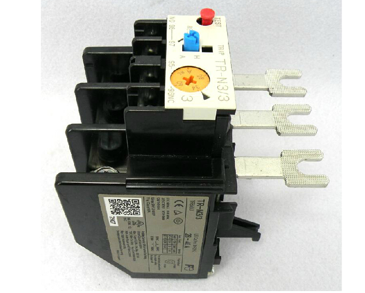 Thermal relay thermal overload relay   TR-N3 28-40A