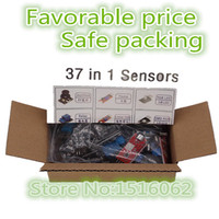 37 IN 1 BOX SENSOR KITS FOR ARDUINO HIGH QUALITY FREE SHIPPING Works With Official Arduino
