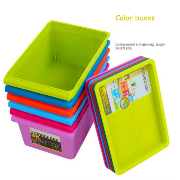 Opaque Plastic Storage Box Large Storage Box Moistureproof Thickening Storage  Box