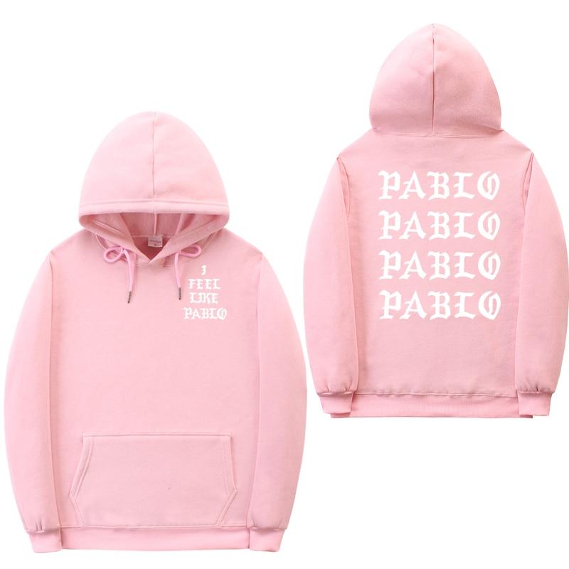 Jesus is king I Feel Like Paul Pablo Sweatshirt Hoodies  3