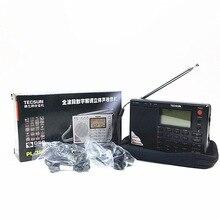Tecsun PL 380 PL380 רדיו דיגיטלי PLL נייד רדיו FM סטריאו/LW/SW/MW DSP מקלט נחמד