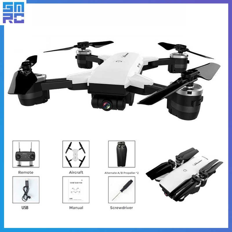 SMRC S20 Mini Quadrocopter Pocket Drones with Camera HD small WiFi mine RC Plane Quadcopter race helicopter fpv racing Dron 4K