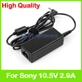 10.5V 2.9A 30W  for Sony laptop charger AC power adapter ADP-30KH B VGP-AC10V2  69-27-0184 VGP-AC10V3 69-27-0174