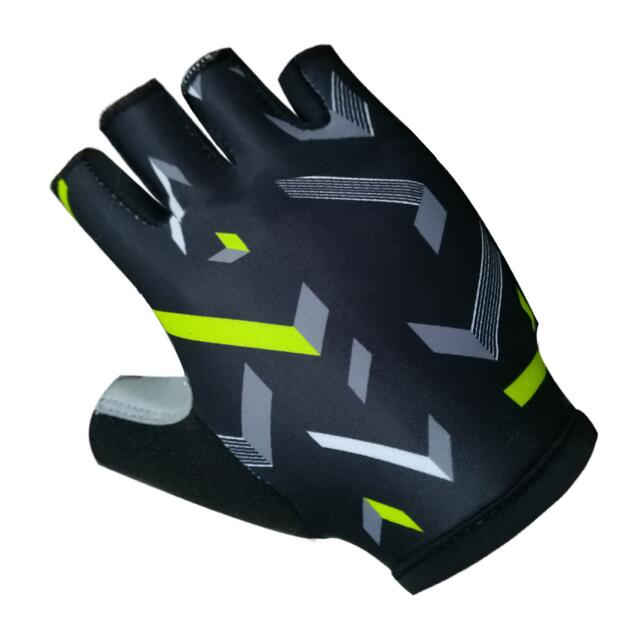 Cycling Gloves Half Finger Shockproof Sport Gym Gloves mtb Mountain Bike Gloves