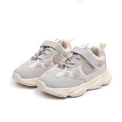 Детская спортивная обувь, новые весенние и осенние дышащие кроссовки для мальчиков, Нескользящие кроссовки для девочек, детская