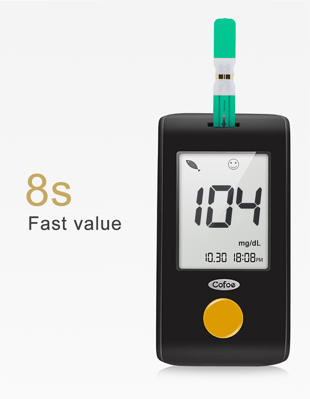 glucose meter strips