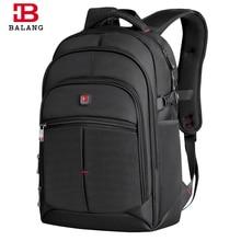 2017 balang laptop rucksack männer frauen bolsa mochila für 14-17 zoll notebook computer rucksack schultasche rucksack für jugendliche