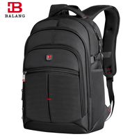 2019 BALANG Laptop Backpack Men Women Bolsa Mochila for 14 17Inch Notebook Computer Rucksack School Bag Backpack for Teenagers