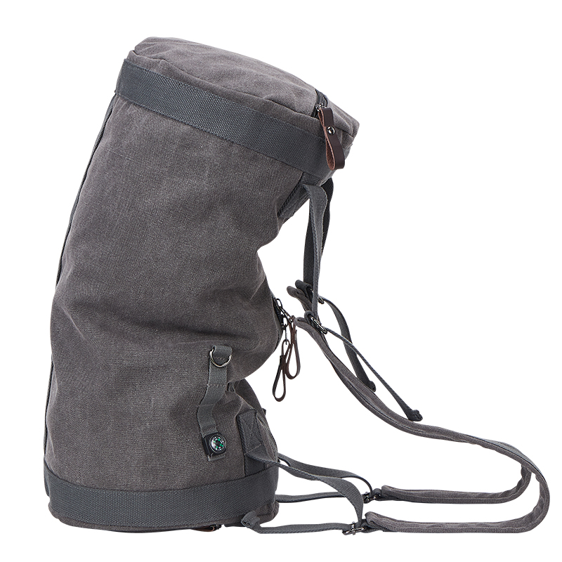 New 2019 Large Capacity Travel Bag Man Mountaineering Backpack Male Luggage Waterproof Canvas Bucket Shoulder Bags Men Backpacks