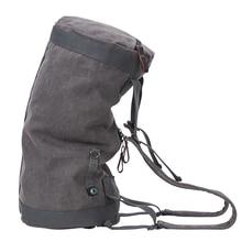 Sac à dos en toile imperméable pour hommes, polochons de voyage de grande capacité, alpinisme, seau à épaule, bagages, nouvelle collection