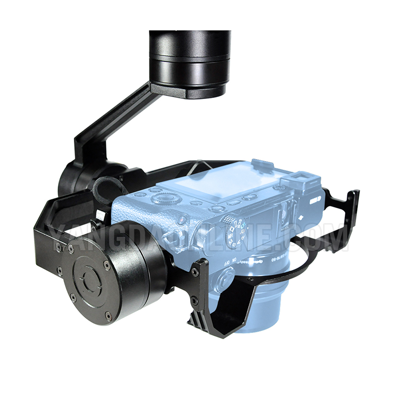 Z6K Pro Drone Gimbal für SONY A6000 A7 DSLR-Kamera mit - Kamera und Foto - Foto 5