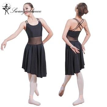 Envío gratuito adulto ballet lírica vestido leotardos ropa de ballet ...