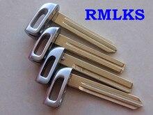 RMLKS Uncut Smart Remote Key Insert Blank fit for HYUNDAI Veracruz For Kia Key Blade