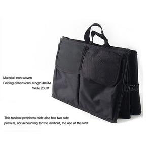 Image 3 - Folding Car Storage Box Trunk Bag Vehicle Toolbox Rear Boot Multi use Tools Tidy Organizer Shopping Bags