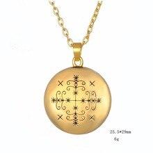 Wealth Amulet Necklace