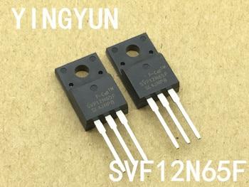 цена на 5PCS/LOT  SVF12N65F  12N65  FQPF12N65 CS12N65  12A650V New original