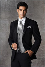 New Arrival Mens Bridegroom Suits Wedding Formal Tuxedos Business