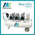 Manka Cuidar-110L 750 W * 3 Compressor de Ar Dental/Impressão no Tanque/Rust-Proof Câmara/silencioso/Menos Óleo/Oil Free,/Máquina de Compressão