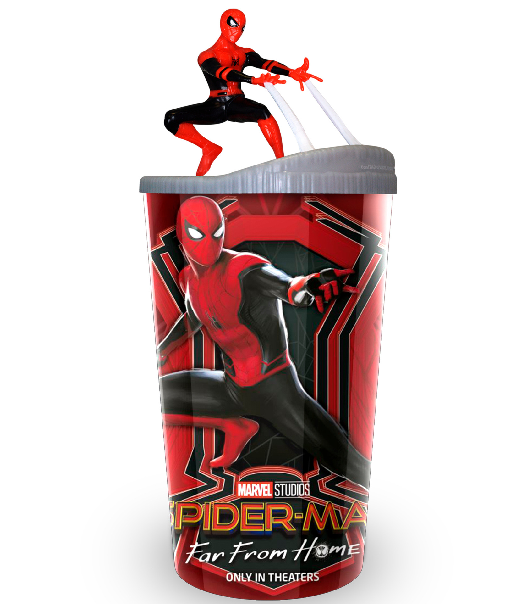 font-b-marvel-b-font-figures-movie-toys-action-figure-spider-man-far-from-home-cup-topper-2-tinplate-movie-figura-drink-water-anime-cup-650ml