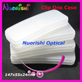 10 Clip On óculos polarizados clipe de plástico 147 x 55 x 24 mm CPCS