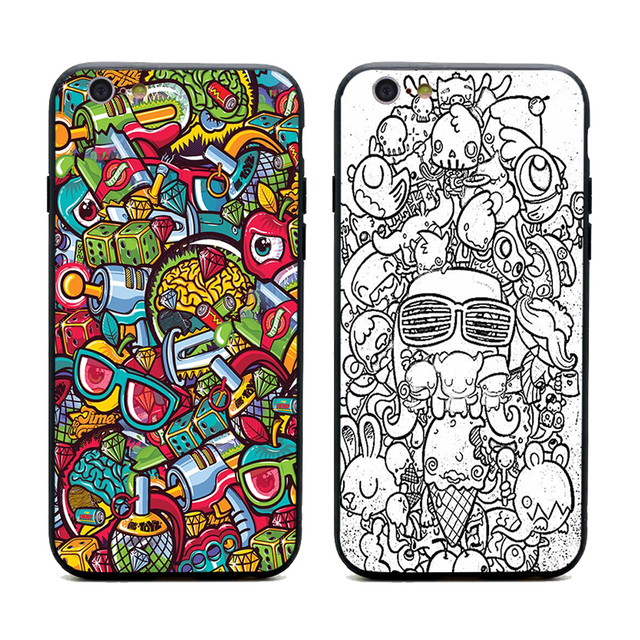 Best Iphone X Wallpaper: Vexx Wallpaper Phone Cases TPU+PC Black Covers For IPhone