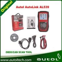 2016 Hot Selling For Original Autel AutoLink AL539 OBD II & Electrical Test Tool Buy Autel AutoLink AL539 Car Code Scanner