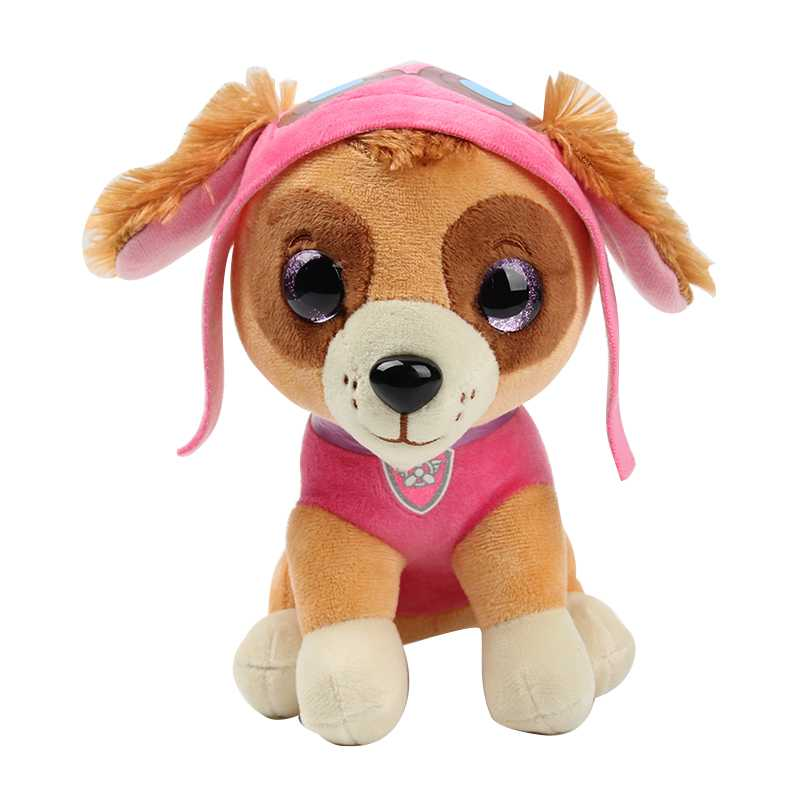 Paw Patrol Dog Puppy Stuffed Plush Doll Skye 6 /setPatrulla Canina Action Figures figma Anime figure Toys For Children Best GiftPaw Patrol Dog Puppy Stuffed Plush Doll Skye 6 /setPatrulla Canina Action Figures figma Anime figure Toys For Children Best Gift