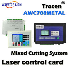 AWC708METAL Mixed laser  cutting system  mixed controller +Height controller+height sensor