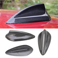 F15 X5 Carbon Fiber Car Styling Roof Antenna Aerial Shark Style For BMW F15 X5 2014