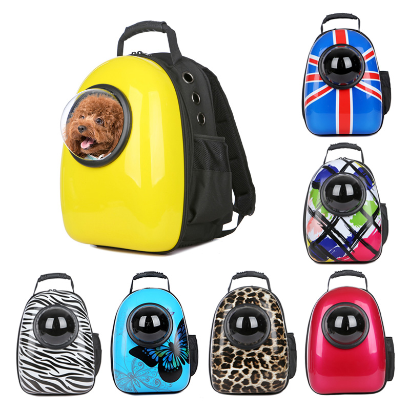 Space Shaped Portable Pet Dog Carrier Puppy Backpack Pet Products For Small...