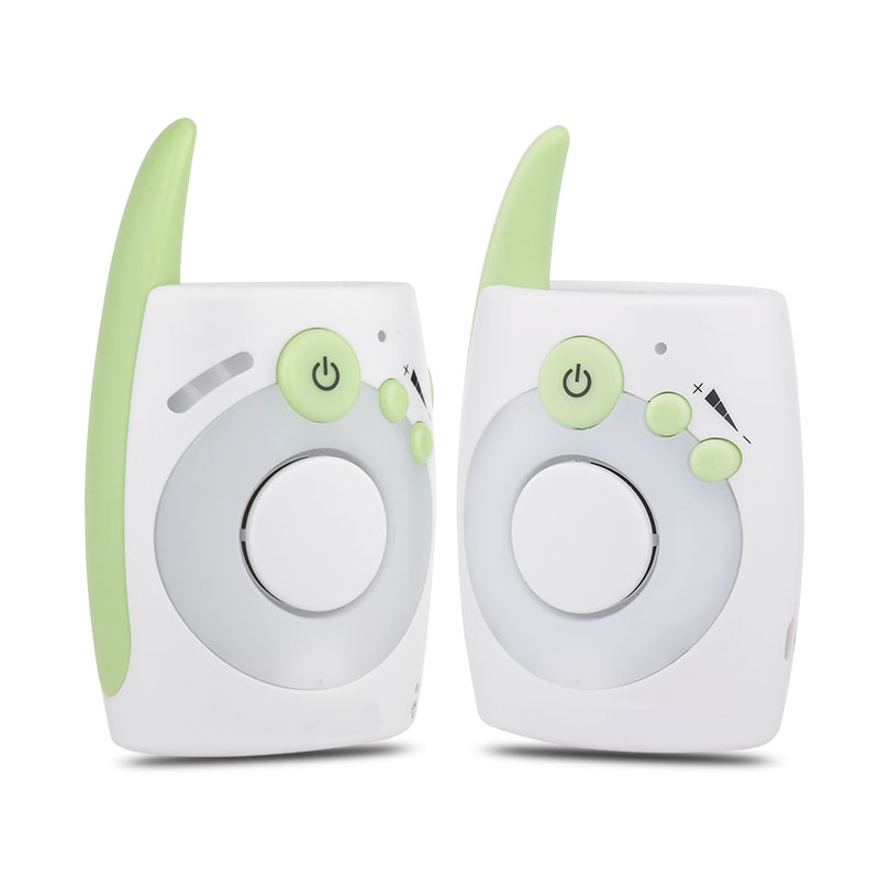 2.4G Wireless Baby Monitor Audio Digital LCD Talk Video Night Vision For Kids Children Care 3.5Inch Babysitter New Arrival