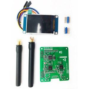 Image 2 - Jumbospot MMDVM DUPLEX Hỗ Trợ hotspot P25 DMR YSF NXDN DMR KHE CẮM 1 + KHE CẮM 2 cho raspberry pi với 2.2 inch TFT Màn Hình OLED A4 008