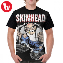 Skinhead T Shirt Skinhead Pride T-Shirt 100 Percent Polyester Man Graphic Tee Shirt Beach XXX Short Sleeve Graphic Funny Tshirt xxx embroidery adjustable graphic hat