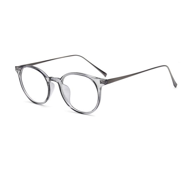 2017 Chegada Nova Marca Retro vintage prescrição TR90 quadro homens mulheres óculos óculos de armação de óculos óptica óculos de armação 51092