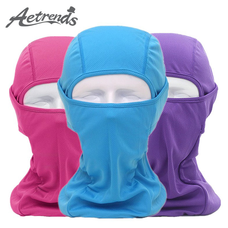 [AETRENDS] Breathable Mash Balaclava CS Full Face Mask Masked Hoods Hats Z-5061 airsoft adults cs field game skeleton warrior skull paintball mask