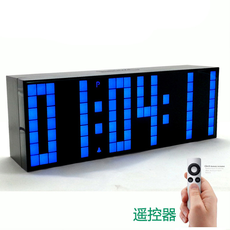 Alarm Clock Electronic Desk Clock Saat Digital clocks despertador Reloj despertadorWekker Reveil Despertador de Cabeceira <font><b>Klok</b></font>