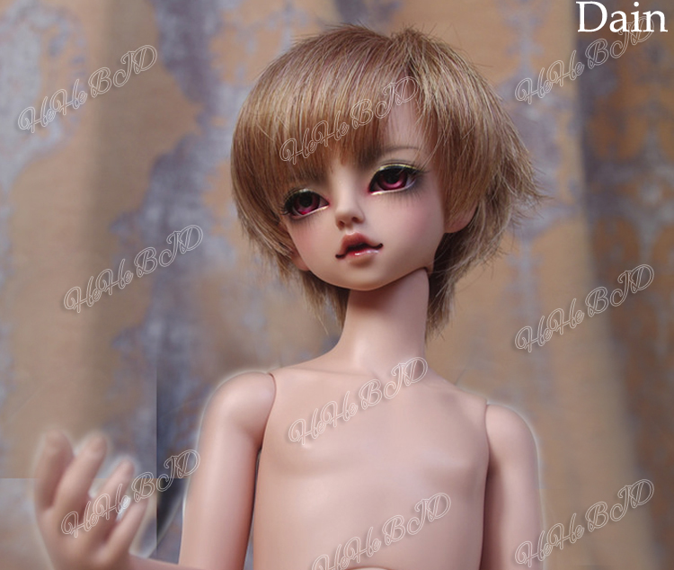 HeHeBJD 1 4 fantasy doll male dolls Choose your favorite one free eyes free shipping