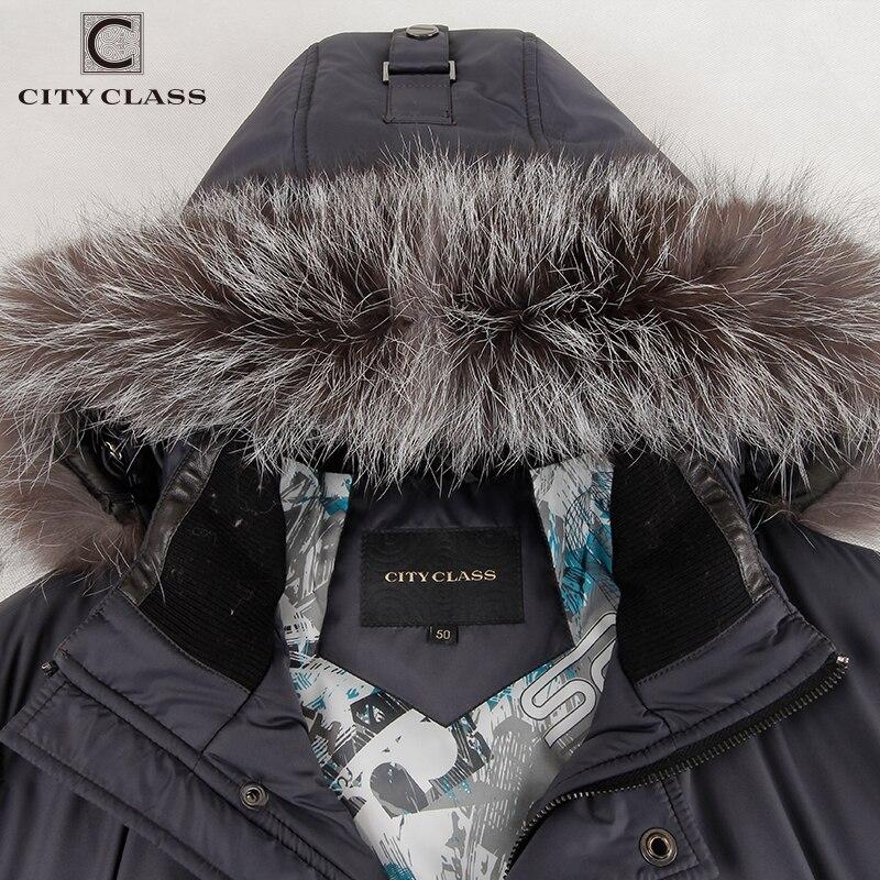 STADT KLASSE Neue Heiße Dicke Warme Winterjacke Männer Mantel - Herrenbekleidung - Foto 5