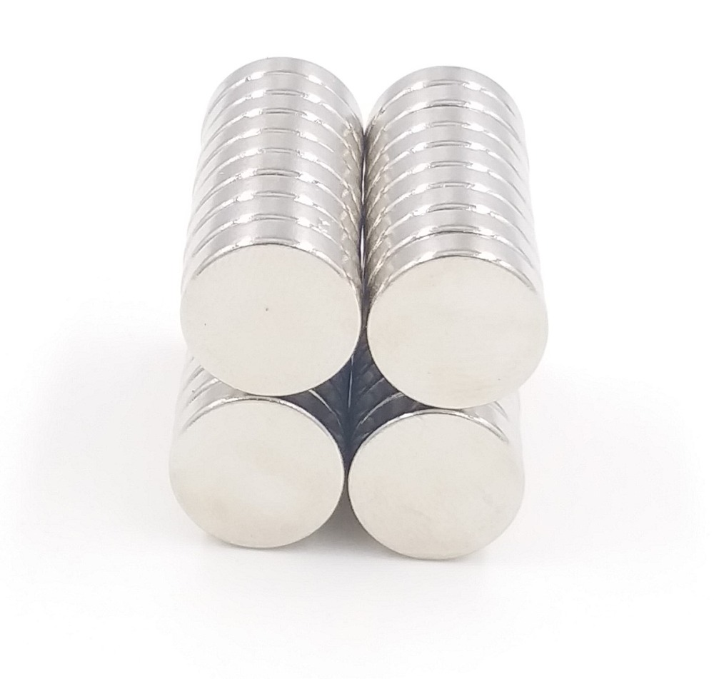 500PCS 10mm x 3mm Powerful Round Cylinder Magnets 10X3 Rare Earth Neodymium NEW 10 3