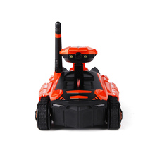 Wifi FPV 0.3MP Camera App Remote Control Spy Tank RC Toy Phone Controlled Robot