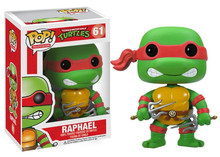 10cm Cute Teenage Mutant Ninja Turtles Action Figure Funko POP TMNT Leonardo Raphael Michelangelo Donatello Swing Model