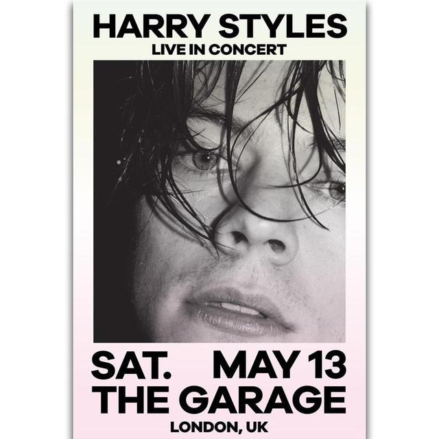 New Harry Styles 2018 World Tour Rock Music Star 24x36 12x18 Silk Poster 761