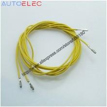 Сиденье Quadlock, MQS Reparaturleitung Kabel 000 979 009 000979009 E ремонт провода подлинный для VW, Audi, Skoda Golf, Passat, neu