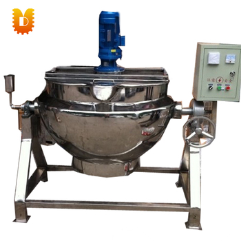 UD-JC200 marmite/sandwich basculement agitateur pot