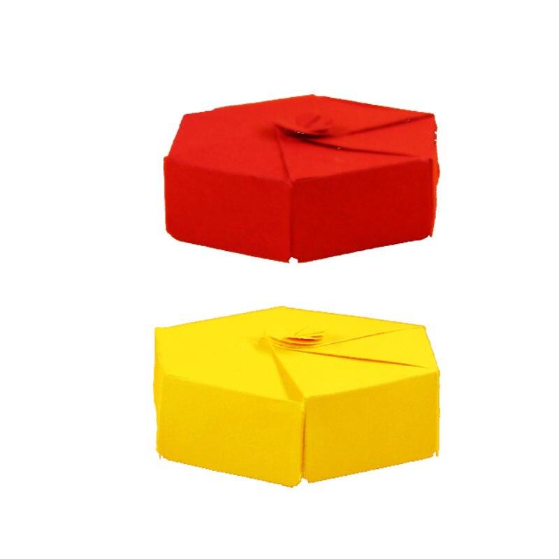 DIY ručně vyráběné umění řemesla zemře řezačka zemře Scrapbooking kit alba papír zemře řezání domů dekorativní řemesla Candy Box Dies Set