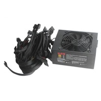 LESHP 1600W Switching Power Supply 6 Graphics Cards ETH Ant Miner Mining Power AC 180 264V