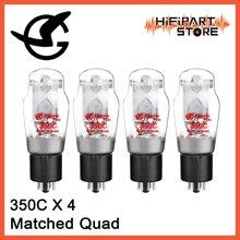 4pcs Shuguang 350C Valve Matched Quad Tube Amplifier Accessories Repalce EH JJ